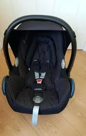 car seat maxi cosi car seat sunshade black complete with newborn wedge pebble sun shade