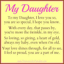 To My Beautiful Daughter Quotes Best Of Download Love For Daughter Quotes Ryancowan Quotes