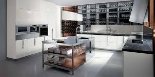 Interior Decoration Of Kitchen Italian Modern Design Kitchens Barrique By Ernestomeda