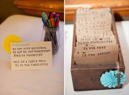 35 Non Traditional And Creative Wedding Guest Book Ideas Weddingomania