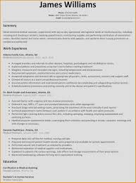 Teacher Resume Templates Word Docs Template