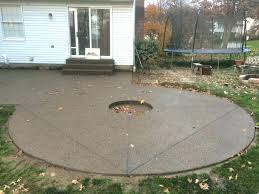 concrete patio finishes pictures backyard cement patios cement patio cost concrete patio finishes backyard concrete patio
