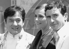 「Jackie Chan, Steve Coogan and Cécile de France. around the world  for 80 days」の画像検索結果