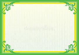Certificate Backgrounds Under Fontanacountryinn Com