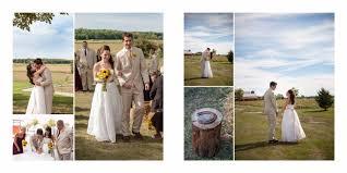 Modern Photo Album Design M T Modern Grace Album Artful Albums Wedding Album