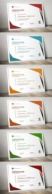 1000 ideas about gift certificate template word modern ms word certificate design