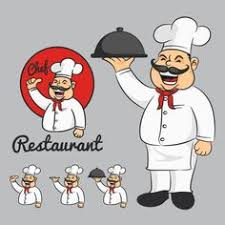 chef designs collection free vector template
