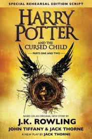harry potter and the cursed child part harry potter and the cursed child parts one two special rehearsal edition script the official script book