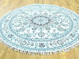 round oriental rugs ivory wool and silk hand knotted rug dallas cleaning texas red blue x antique oriental rug rugs dallas