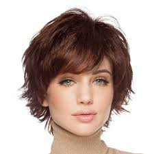 Amazoncom Blonde Unicorn Short Hair Wigs For Women With Bangs