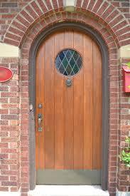 refinishing an old wood front door