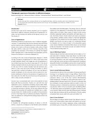 therapeutic spectrum of diuretics in different diseases pdf  therapeutic spectrum of diuretics in different diseases pdf available