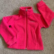 Columbia Xxs Size Chart Xxs Hot Pink Columbia Fleece Jacket