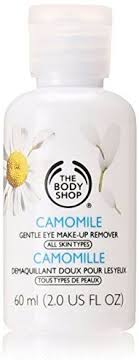the body mini camomile gentle eye makeup remover 2 ounce check out this great