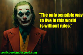 100 Joker Quotes Explain About The Maniacal Antagonist Comic