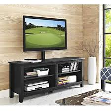Tv stand and mount Flat Panel Image Unavailable Pinterest Amazoncom We Furniture 58