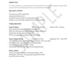 Best Legal Secretary Resume Example Livecareer Traditio Peppapp
