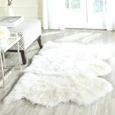 white area rug hand woven faux sheepskin white area rug white area rug