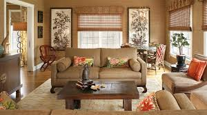 Relaxing Living Room Decorating Ideas 15 Relaxing Brown And Tan Living Room  Designs Home Design Lover Decoration