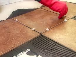 installing diagonal tiles