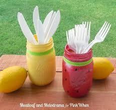 Decorating Mason Jars For Drinking Summer Mason Jars Hometalk 94