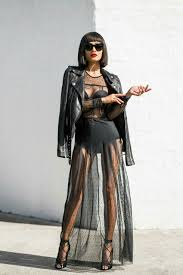 moto edge lace outfit dress outfits leather and lace black leather street