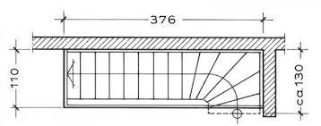 Wenn sie einen treppenbau planen, müssen sie auch die treppe berechnen: Grundrisse Treppen Im Trend