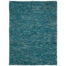 fantasia turquoise 6 ft x 7 ft area rug