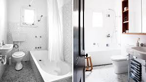 Before  After How To Gain More Space In A Tiny Bathroom - Before and after bathroom renovations