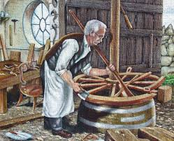 The Wheelwright by Jim-Waight on DeviantArt