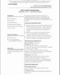 Job Resume Template Word Free Printable Resume Templates Microsoft Word The Examples 65