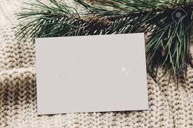 Blank Christmas List Christmas Empty Card Blank Christmas Note Or Wish List On Stylish