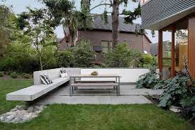 20 outdoor bench designs ideas