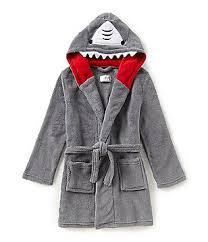 kids boys pajamas little boys t pajamas com dream life by us angels little boys 2 7 shark hooded robe