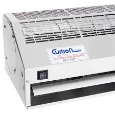 Curtron AP-4-72-2-SS Air Pro Air Curtain Insect Door 72