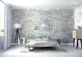 brick wall ideas gray brick wall modern bedroom design with exposed gray brick wall ideas grey brick wall ideas