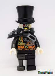 LEGO NINJAGO 70654 Minifigur Minifig Iron Baron njo464 Neuware / New - EUR  12,99