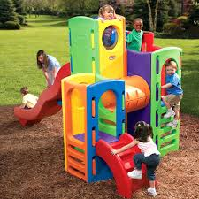 Climbing Towers Playground Plastic Outdoor Playsets For Toddlers Climbers And Slides  Slide Sets Toddler