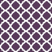 Moroccan Tile Pattern Fascinating Moroccan Tiles Craft Stencil Size SM Easier Than Tiling Great