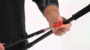 Rockwater Designs Clip Lock Walking Stick 2 Pack Trouble Shooting