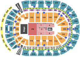 Nationwide Arena Seating Chart Columbus