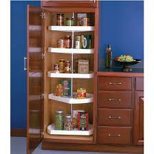 Polymer D Shaped Lazy Susan For Tall Pantry Cabinet Amazing Pictures