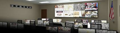 Small Picture Security Operations Center Visualization Solutions CineMassive