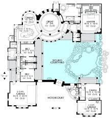 style home plans with courtyards house courtyard luxury modern single spanish style home plans with courtyards house courtyard luxury modern single spanish