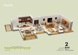 extraordinary 2 bhk independent house plan images ideas house