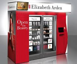 Kiosk Vending Machine New Vending Machines Open For Beauty Makeup And Beauty Blog