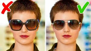Glasses And Face Shape Chart How To Pick The Perfect Sunglasses For Your Face Type
