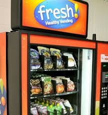 Healthy Food Vending Machines In Schools