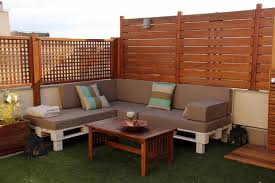 creative diy furniture ideas. VIEW IN GALLERY Creative Outdoor Pallet Ideas From Upcycled Diy Furniture E