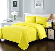 solid duvet 2 3 piece cotton sunny yellow solid duvet cover set bedding collection solid white